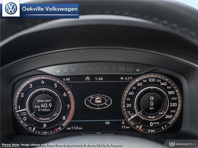 2019 Volkswagen Atlas 3.6 FSI Execline (Stk: 21538) in Oakville - Image 14 of 23