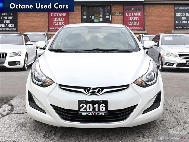2016 Hyundai Elantra L+ (Stk: ) in Scarborough - Image 2 of 23