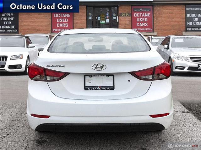 2016 Hyundai Elantra L+ (Stk: ) in Scarborough - Image 5 of 23
