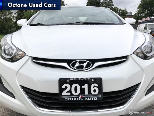 2016 Hyundai Elantra L+ (Stk: ) in Scarborough - Image 9 of 23