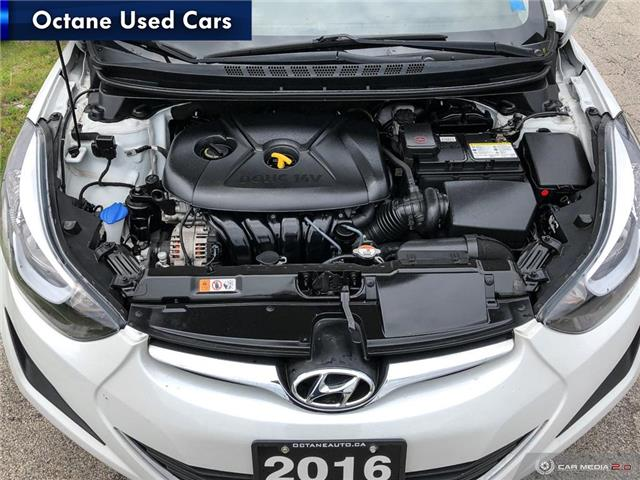 2016 Hyundai Elantra L+ (Stk: ) in Scarborough - Image 10 of 23