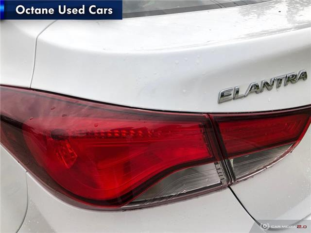 2016 Hyundai Elantra L+ (Stk: ) in Scarborough - Image 11 of 23