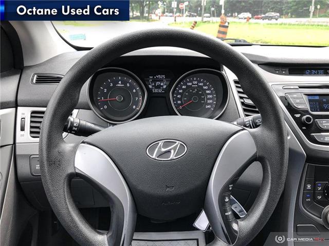 2016 Hyundai Elantra L+ (Stk: ) in Scarborough - Image 14 of 23