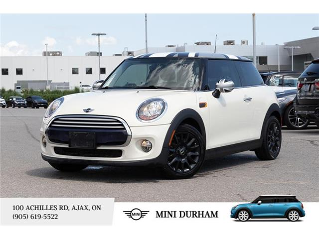 2015 MINI 3 Door Cooper (Stk: 82865A) in Ajax - Image 1 of 17