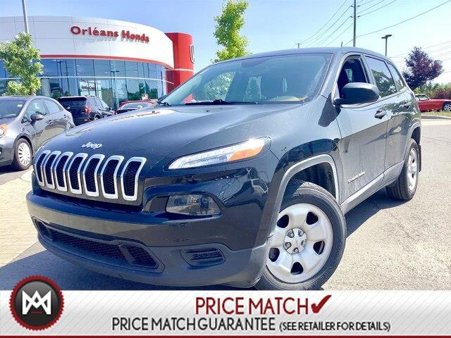 2016 Jeep Cherokee Sport (Stk: 190803B) in Orléans - Image 1 of 22