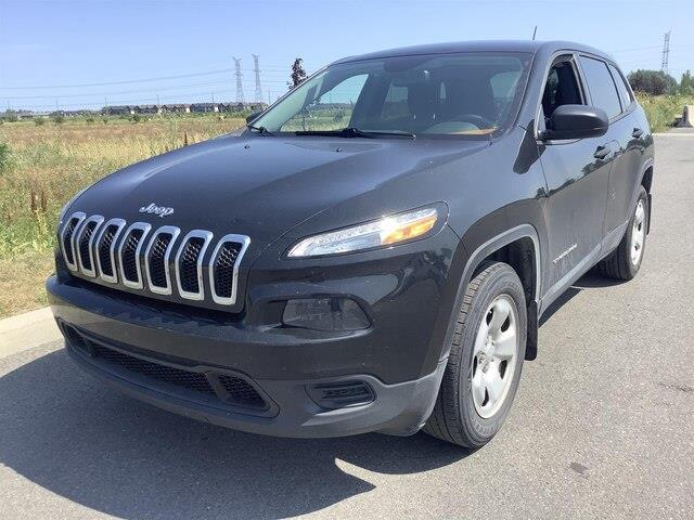 2016 Jeep Cherokee Sport (Stk: 190803B) in Orléans - Image 11 of 22