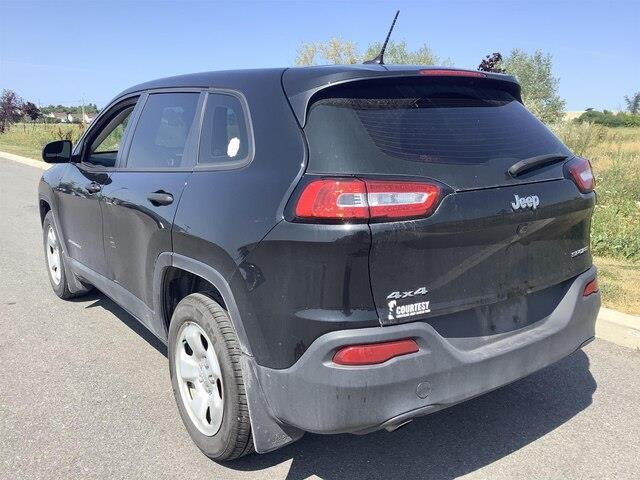 2016 Jeep Cherokee Sport (Stk: 190803B) in Orléans - Image 12 of 22