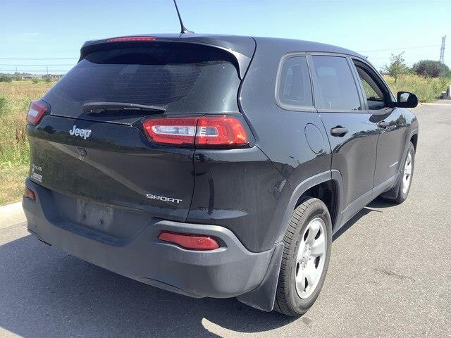 2016 Jeep Cherokee Sport (Stk: 190803B) in Orléans - Image 13 of 22