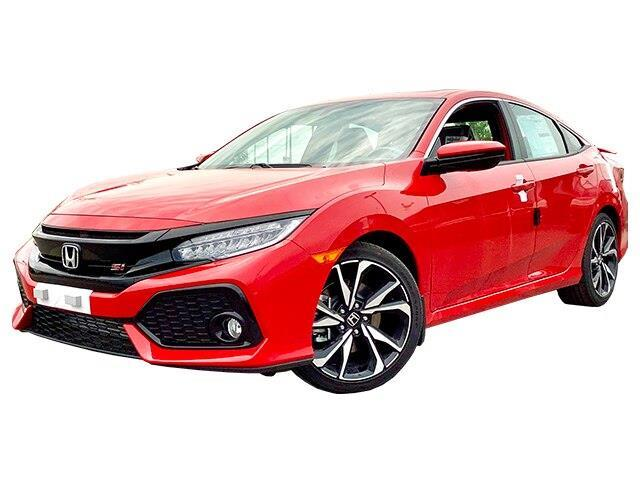 2019 Honda Civic Si Base (Stk: 191065) in Orléans - Image 1 of 22