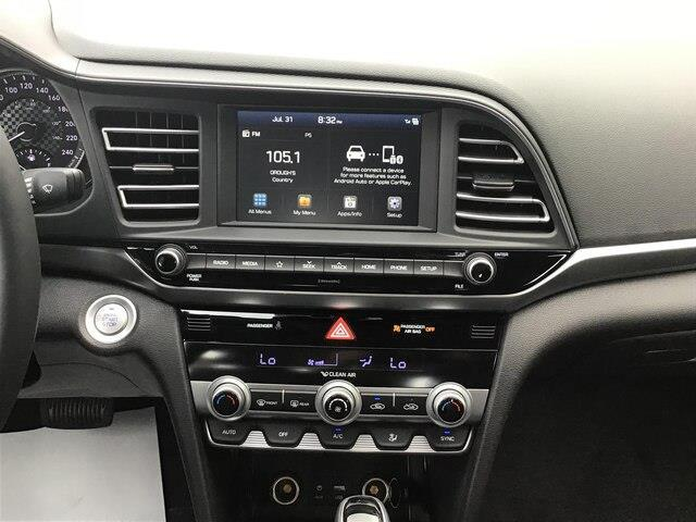 2020 Hyundai Elantra Luxury (Stk: H12146) in Peterborough - Image 16 of 21