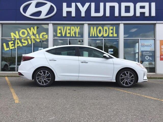 2020 Hyundai Elantra Luxury (Stk: H12185) in Peterborough - Image 7 of 16