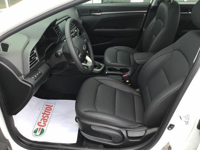 2020 Hyundai Elantra Luxury (Stk: H12185) in Peterborough - Image 8 of 16
