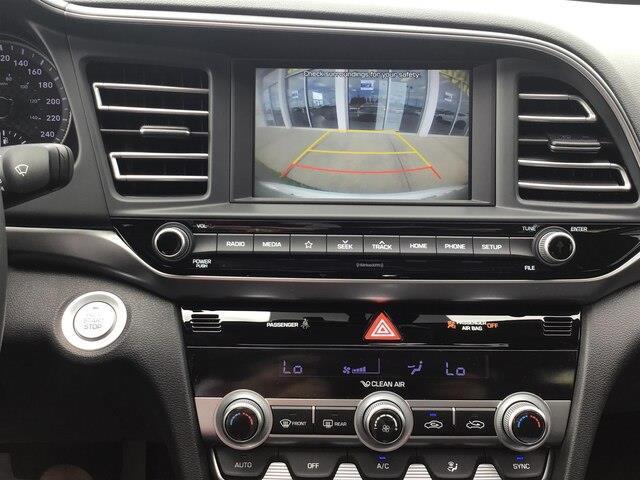 2020 Hyundai Elantra Luxury (Stk: H12185) in Peterborough - Image 13 of 16