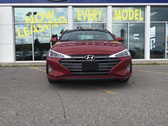 2020 Hyundai Elantra Luxury (Stk: H12198) in Peterborough - Image 4 of 19