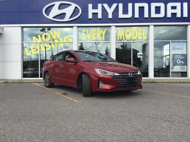 2020 Hyundai Elantra Luxury (Stk: H12198) in Peterborough - Image 6 of 19