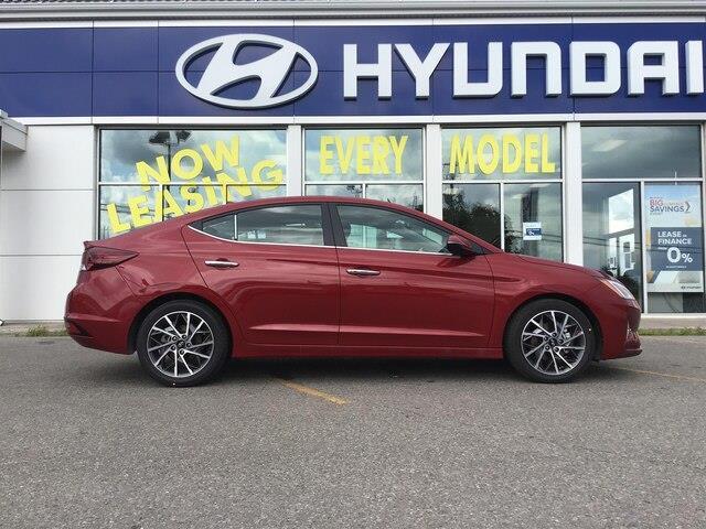 2020 Hyundai Elantra Luxury (Stk: H12198) in Peterborough - Image 7 of 19