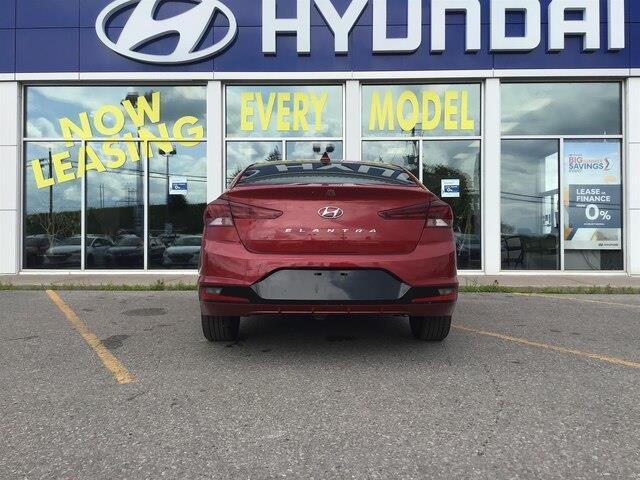 2020 Hyundai Elantra Luxury (Stk: H12198) in Peterborough - Image 8 of 19