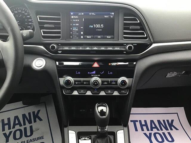 2020 Hyundai Elantra Luxury (Stk: H12198) in Peterborough - Image 14 of 19