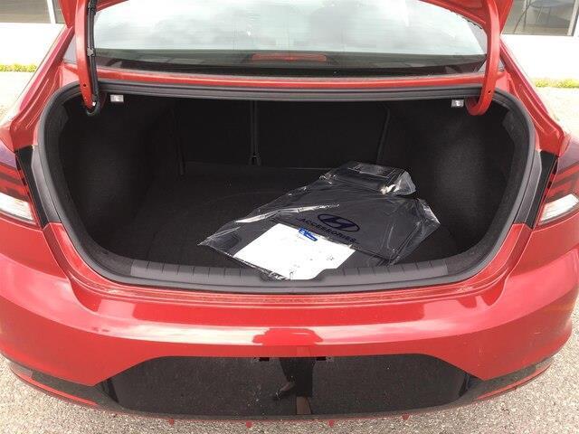 2020 Hyundai Elantra Luxury (Stk: H12198) in Peterborough - Image 18 of 19