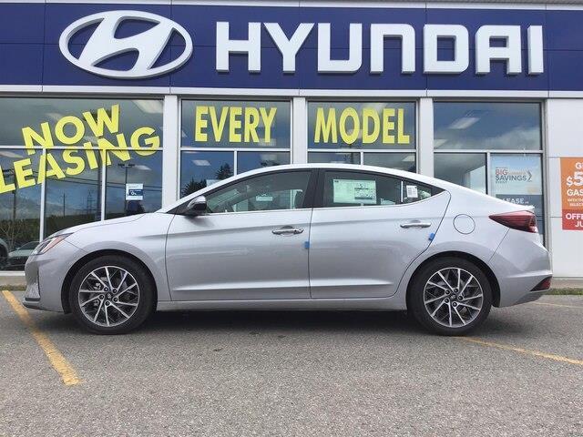 2020 Hyundai Elantra Luxury (Stk: H12232) in Peterborough - Image 4 of 20