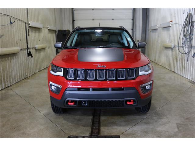 2019 Jeep Compass Trailhawk (Stk: KT103) in Rocky Mountain House - Image 2 of 27