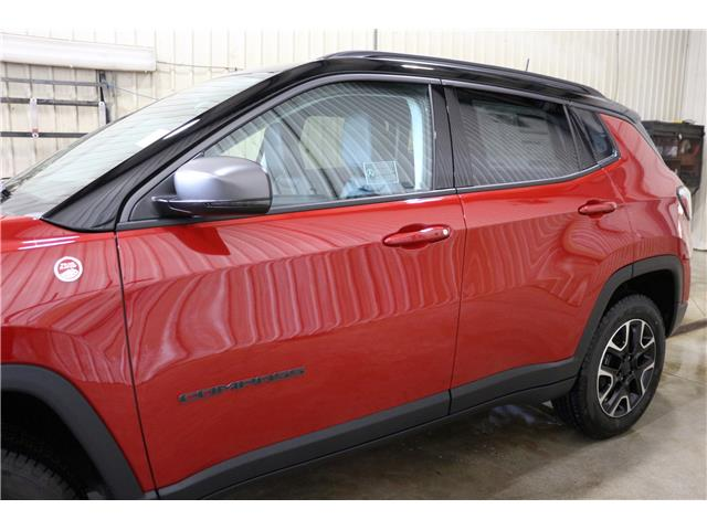 2019 Jeep Compass Trailhawk (Stk: KT103) in Rocky Mountain House - Image 5 of 27