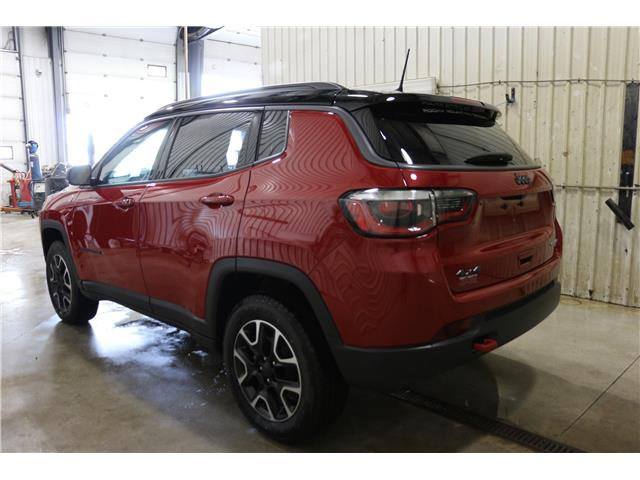 2019 Jeep Compass Trailhawk (Stk: KT103) in Rocky Mountain House - Image 6 of 27