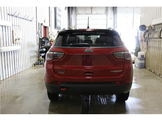 2019 Jeep Compass Trailhawk (Stk: KT103) in Rocky Mountain House - Image 8 of 27