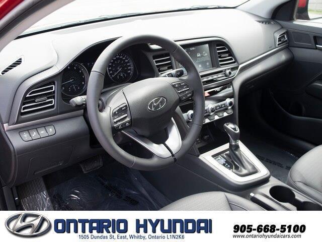 2020 Hyundai Elantra Luxury (Stk: 906354) in Whitby - Image 5 of 21