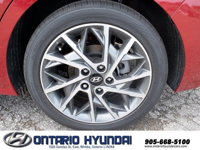 2020 Hyundai Elantra Luxury (Stk: 906354) in Whitby - Image 14 of 21
