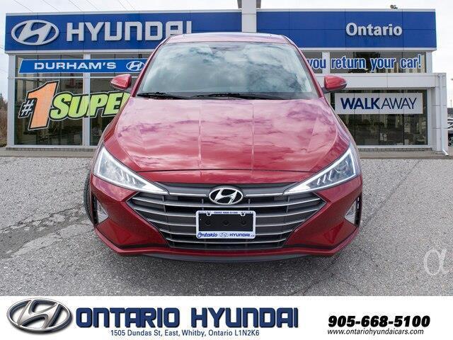 2020 Hyundai Elantra Luxury (Stk: 906354) in Whitby - Image 17 of 21