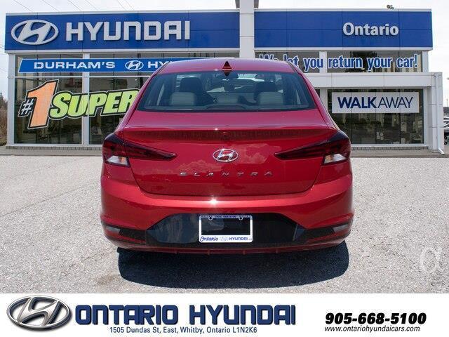 2020 Hyundai Elantra Luxury (Stk: 906354) in Whitby - Image 18 of 21