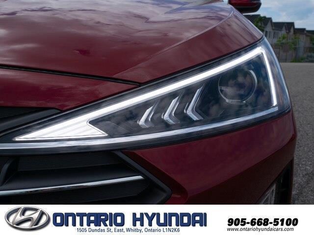 2020 Hyundai Elantra Luxury (Stk: 906354) in Whitby - Image 20 of 21