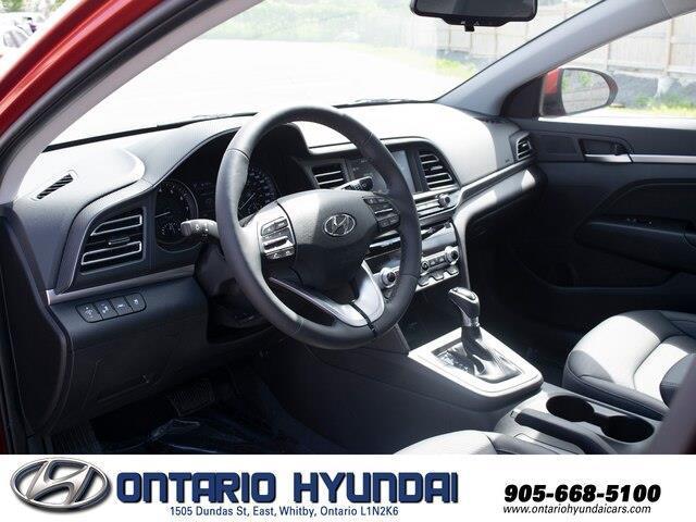 2020 Hyundai Elantra Luxury (Stk: 909475) in Whitby - Image 12 of 20