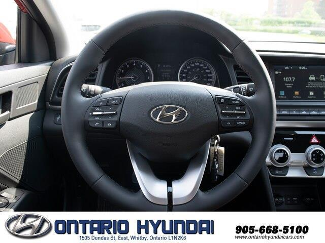2020 Hyundai Elantra Preferred w/Sun & Safety Package (Stk: 920851) in Whitby - Image 10 of 17
