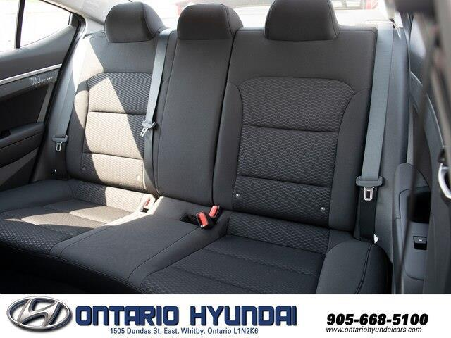 2020 Hyundai Elantra Preferred w/Sun & Safety Package (Stk: 920851) in Whitby - Image 13 of 17