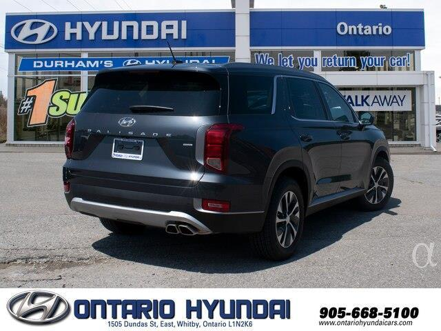 2020 Hyundai Palisade ESSENTIAL (Stk: 030617) in Whitby - Image 7 of 19