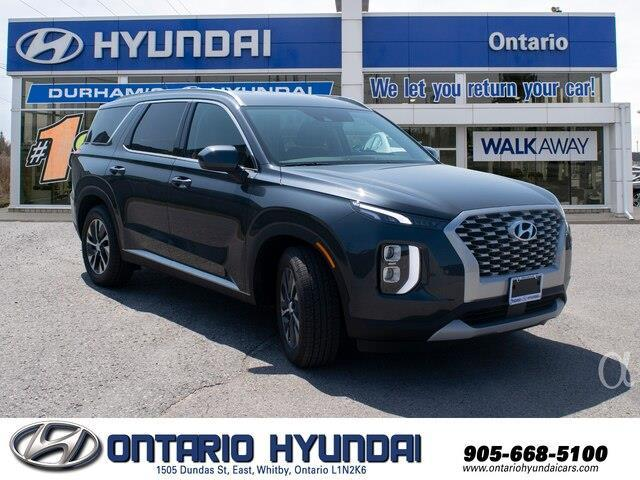 2020 Hyundai Palisade ESSENTIAL (Stk: 030617) in Whitby - Image 8 of 19