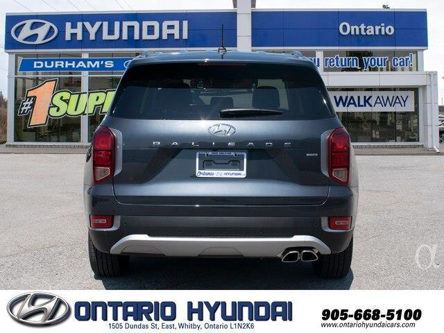 2020 Hyundai Palisade ESSENTIAL (Stk: 030617) in Whitby - Image 17 of 19