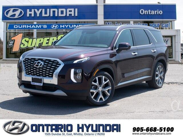 2020 Hyundai Palisade Luxury 8 Passenger (Stk: 037961) in Whitby - Image 1 of 21