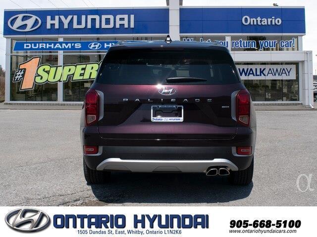 2020 Hyundai Palisade  (Stk: 037961) in Whitby - Image 18 of 21