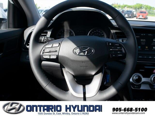 2020 Hyundai Elantra Preferred w/Sun & Safety Package (Stk: 928000) in Whitby - Image 10 of 17