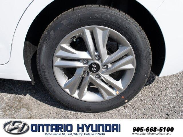 2020 Hyundai Elantra Preferred w/Sun & Safety Package (Stk: 928000) in Whitby - Image 12 of 17