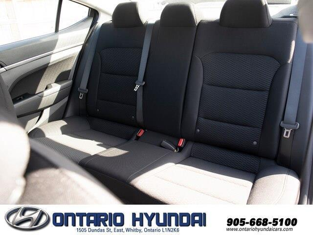 2020 Hyundai Elantra Preferred w/Sun & Safety Package (Stk: 928000) in Whitby - Image 13 of 17
