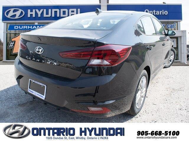 2020 Hyundai Elantra Preferred (Stk: 936259) in Whitby - Image 7 of 17