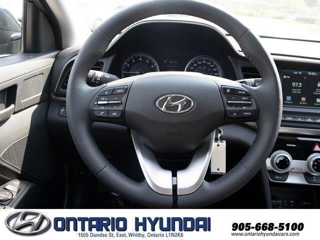 2020 Hyundai Elantra Preferred (Stk: 936259) in Whitby - Image 10 of 17