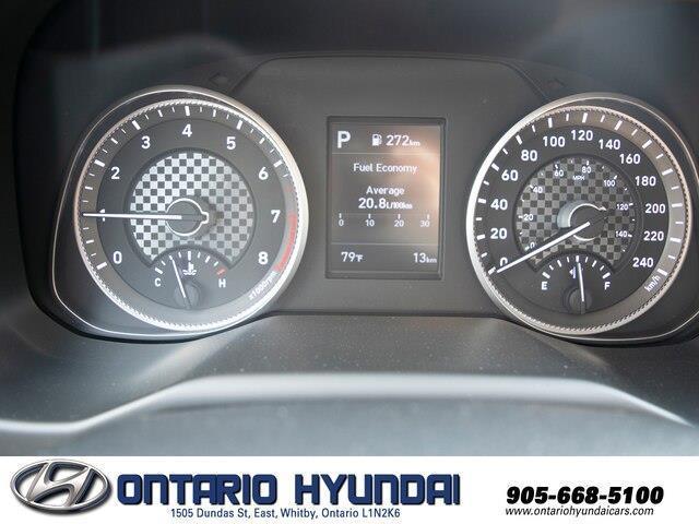 2020 Hyundai Elantra Preferred (Stk: 936259) in Whitby - Image 11 of 17