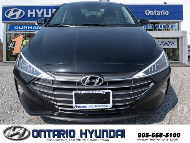 2020 Hyundai Elantra Preferred (Stk: 936259) in Whitby - Image 15 of 17