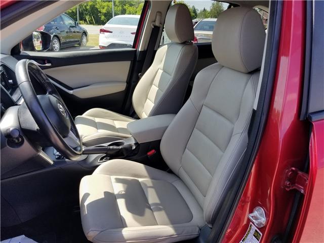 2015 Mazda CX-5 GT (Stk: ) in Kemptville - Image 10 of 17