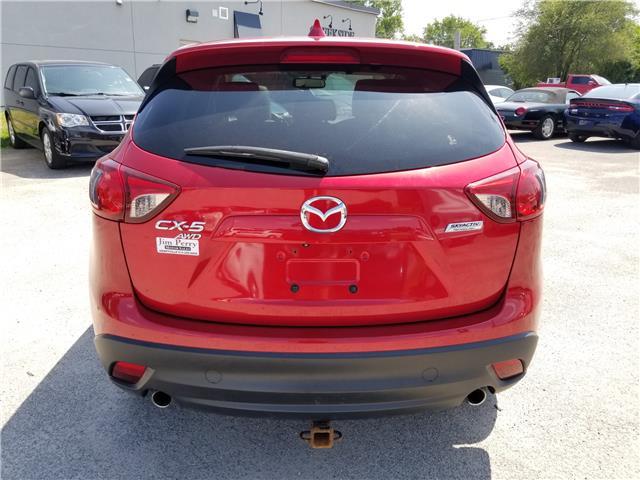 2015 Mazda CX-5 GT (Stk: ) in Kemptville - Image 16 of 17